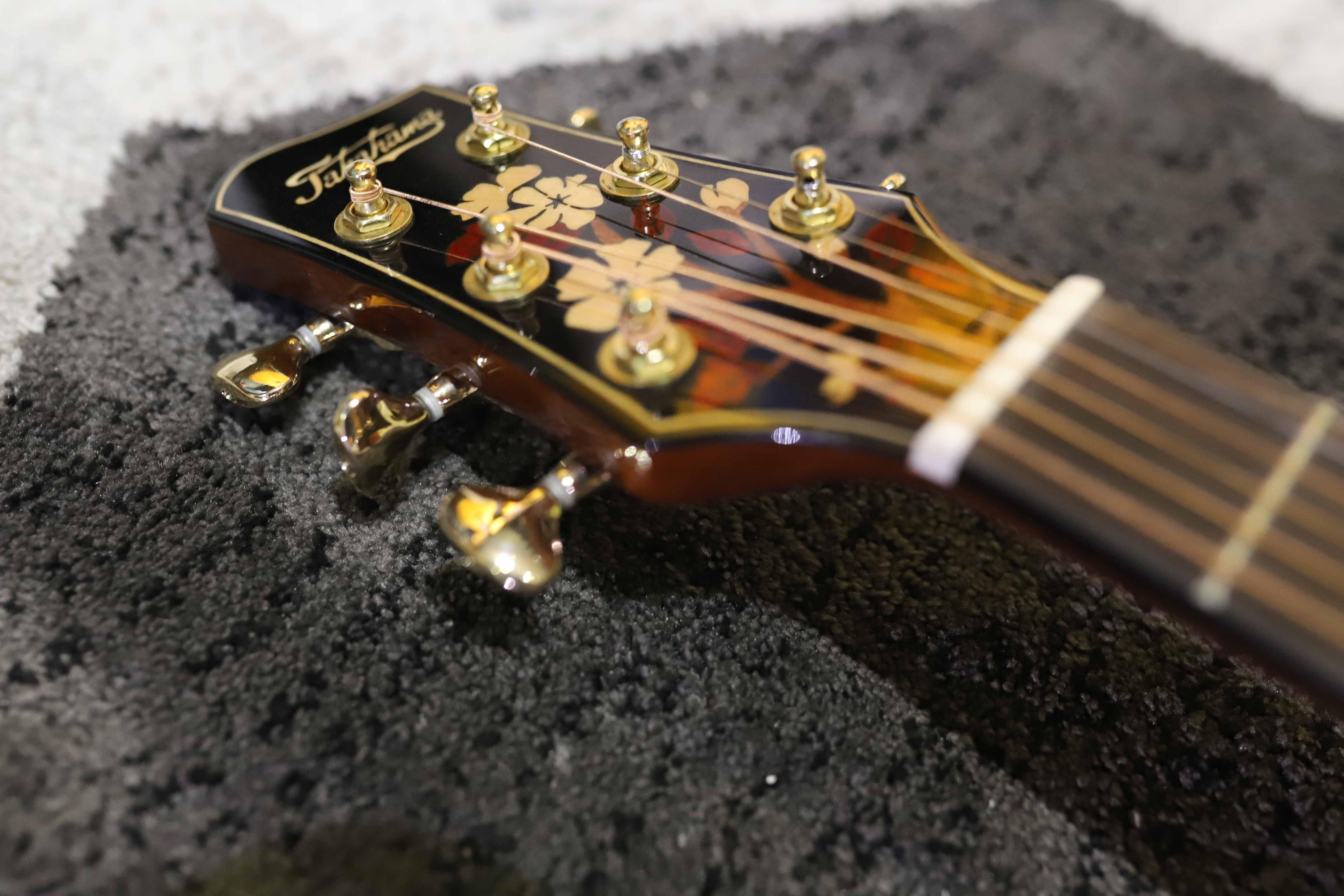 Đàn Guitar Acoustic Takahama ATK300E