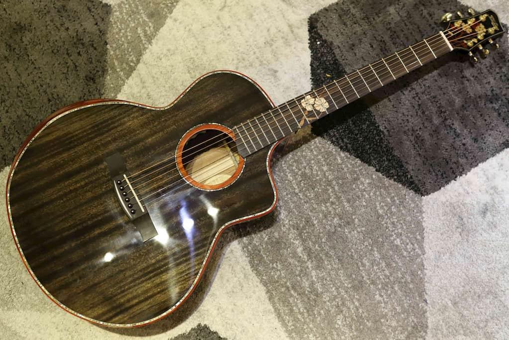 Đàn Guitar Acoustic Takahama ATK350CE-BK