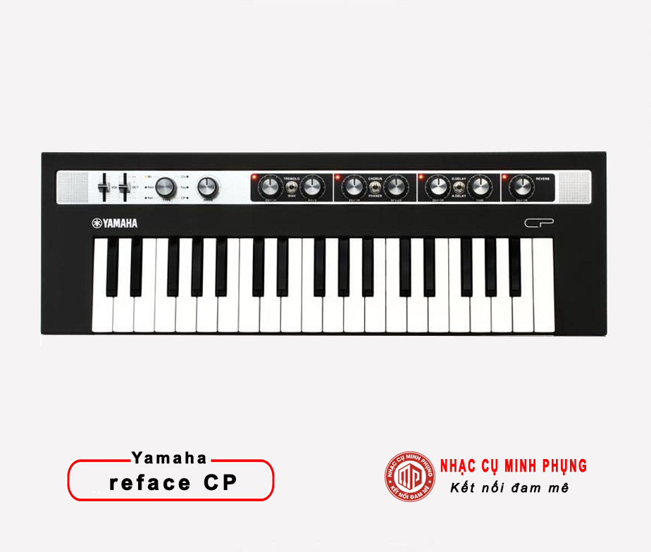 Đàn Keyboard Yamaha synthesizer Reface CP