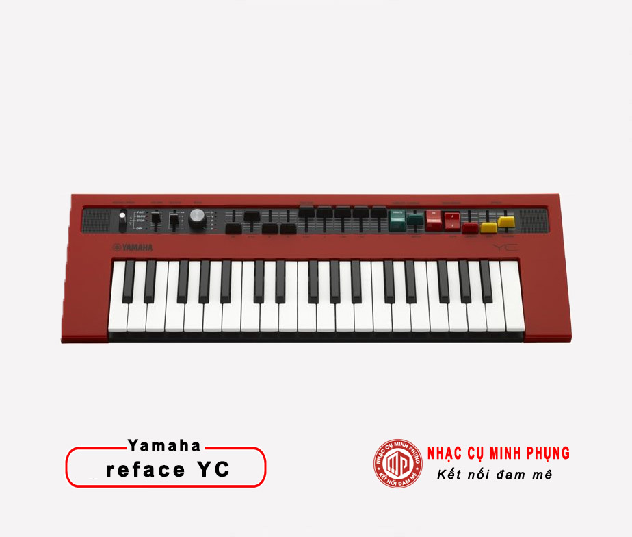 Đàn Keyboard Yamaha Synthesizer Reface YC