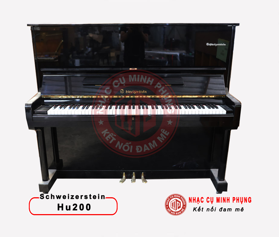 ĐÀN PIANO CƠ SCHWEIZERSTEIN HU200