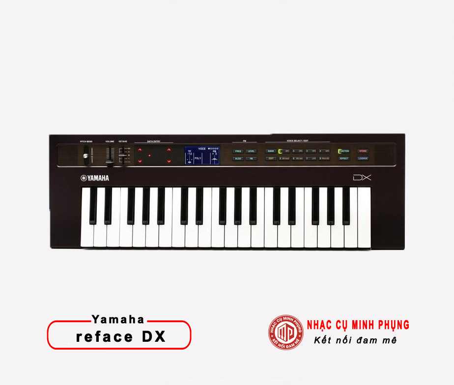 Đàn Keyboard Yamaha synthesizer reface DX