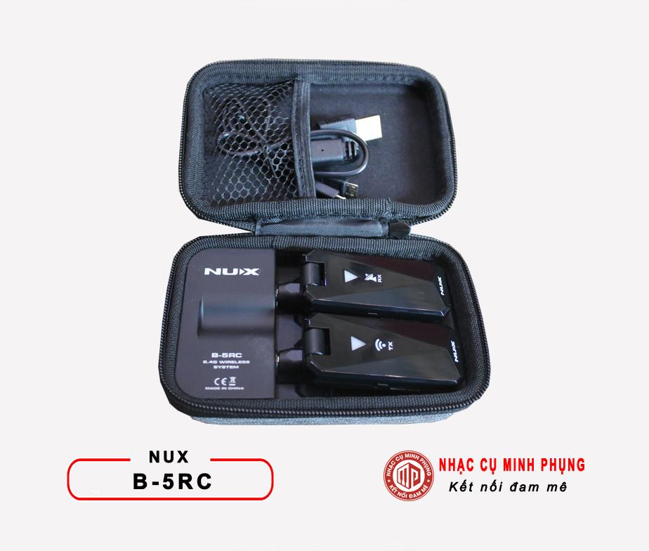 Wireless System Nux B-5RC