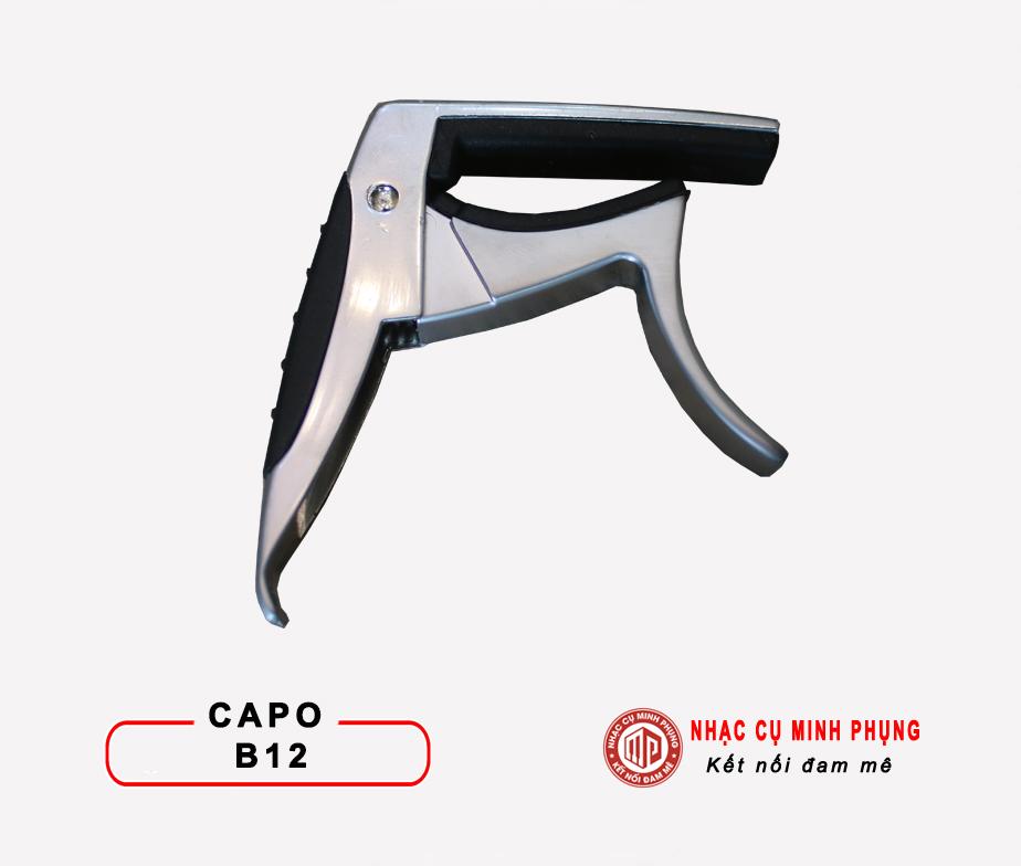 Capo Guitar Classic B12