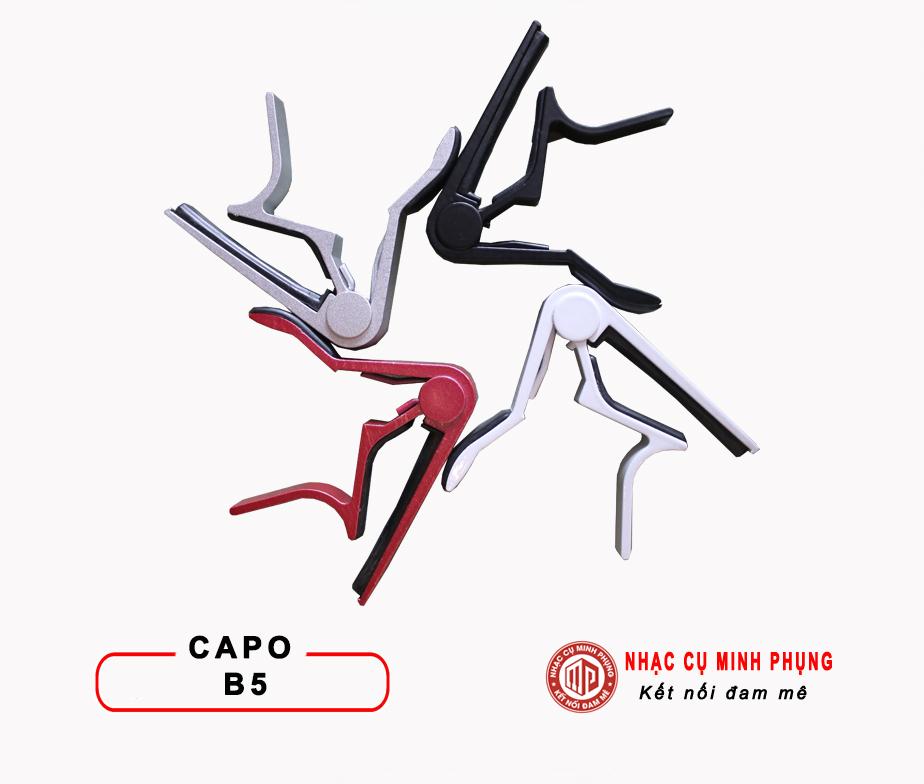 CAPO GUITAR B5