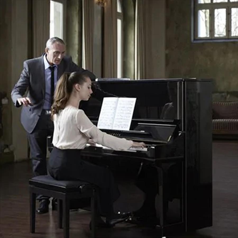 Đàn Piano Cơ Upright