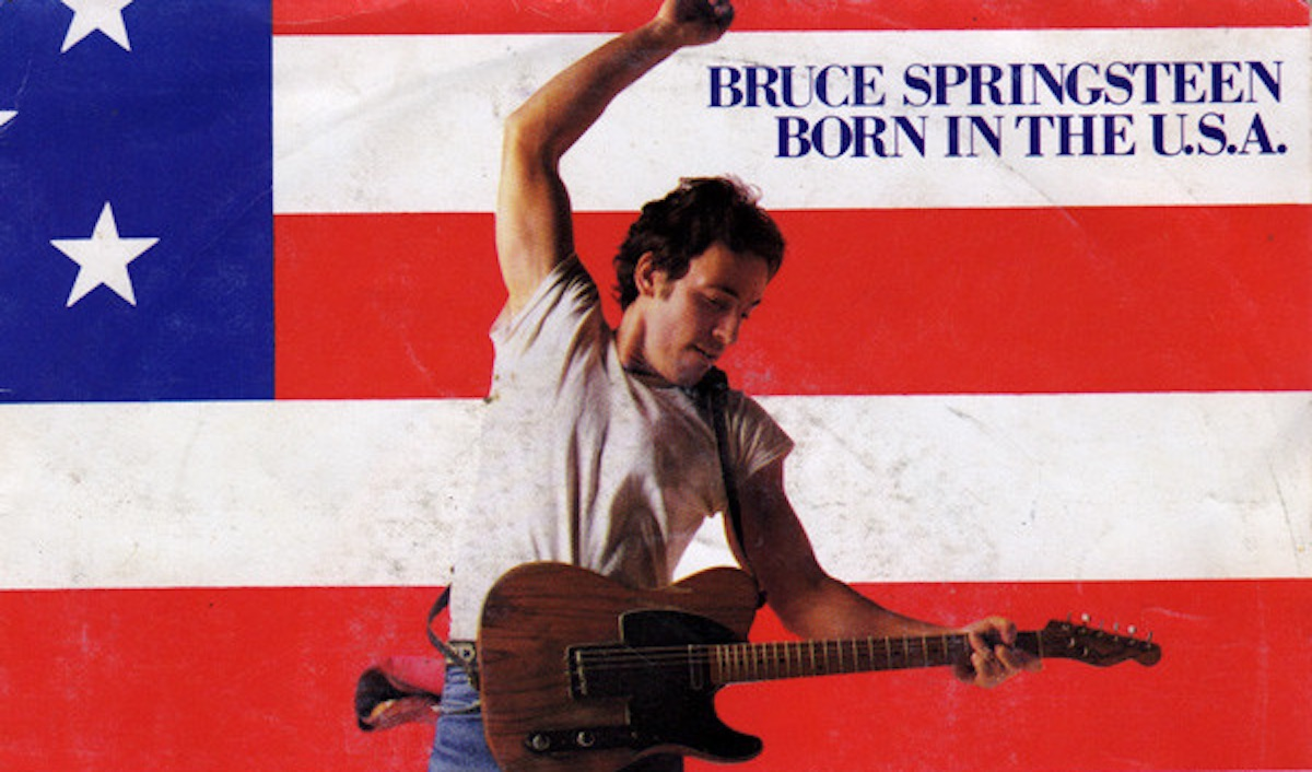 Born In The USA của Bruce Springsteen