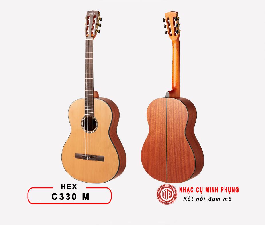 Đàn guitar classic Hex C330M