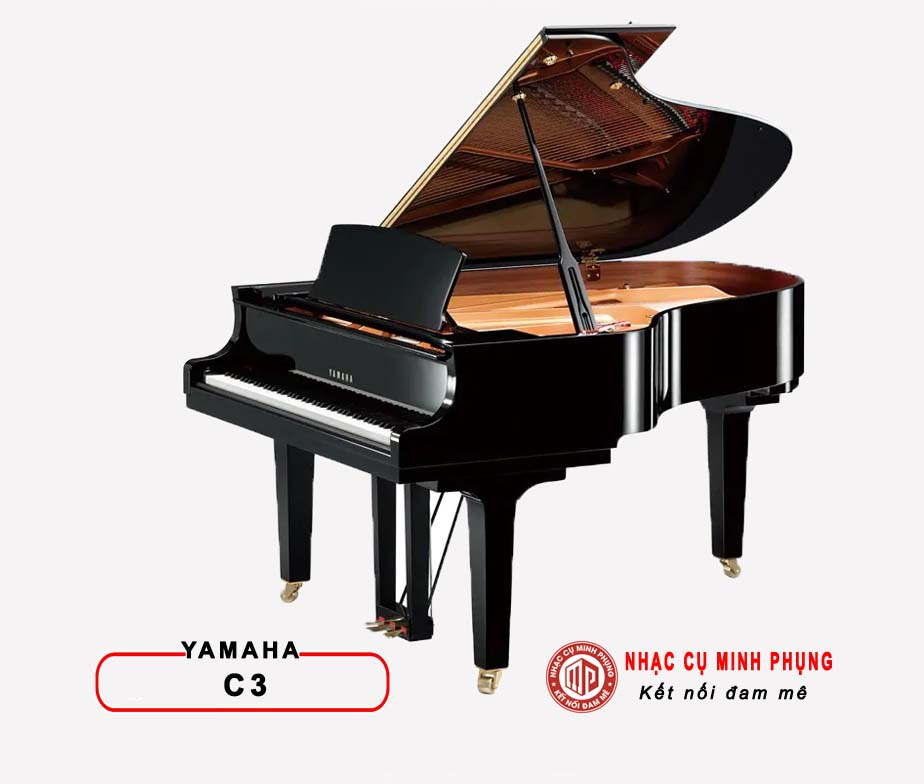 Piano Cơ Yamaha Grand C3X PE