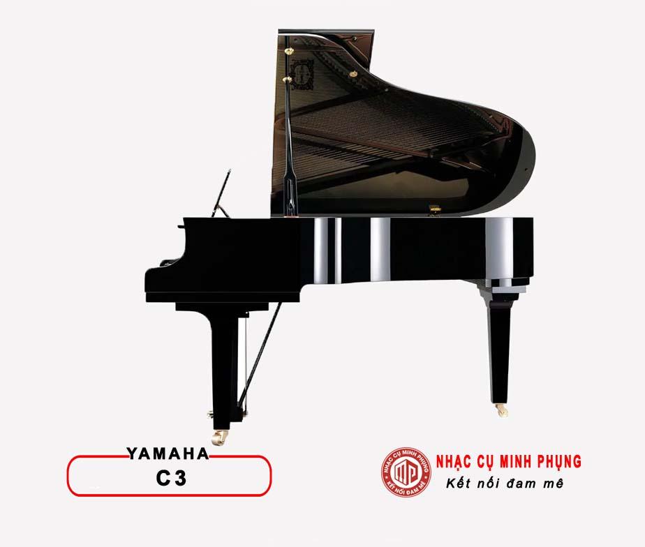 Piano Cơ Yamaha Grand C3X PE