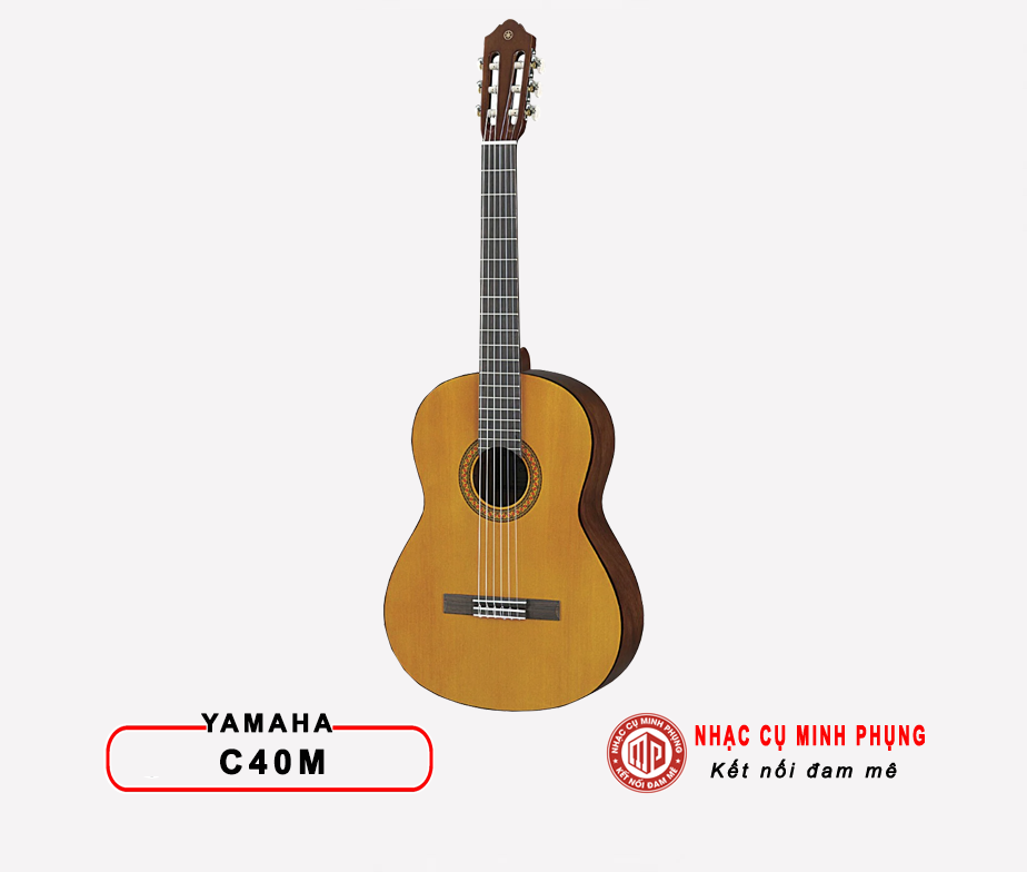 Đàn Guitar Classic Yamaha C40M