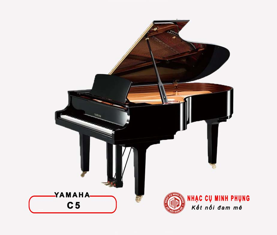 Piano Cơ Yamaha Grand C5X PE