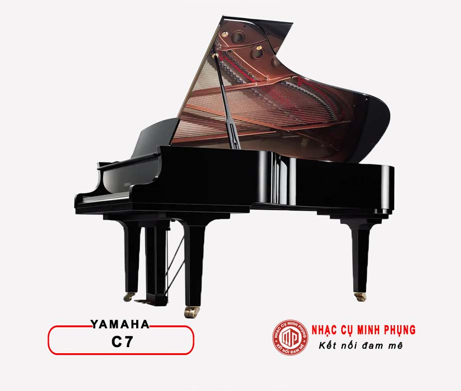Piano Cơ Yamaha Grand C7X PE