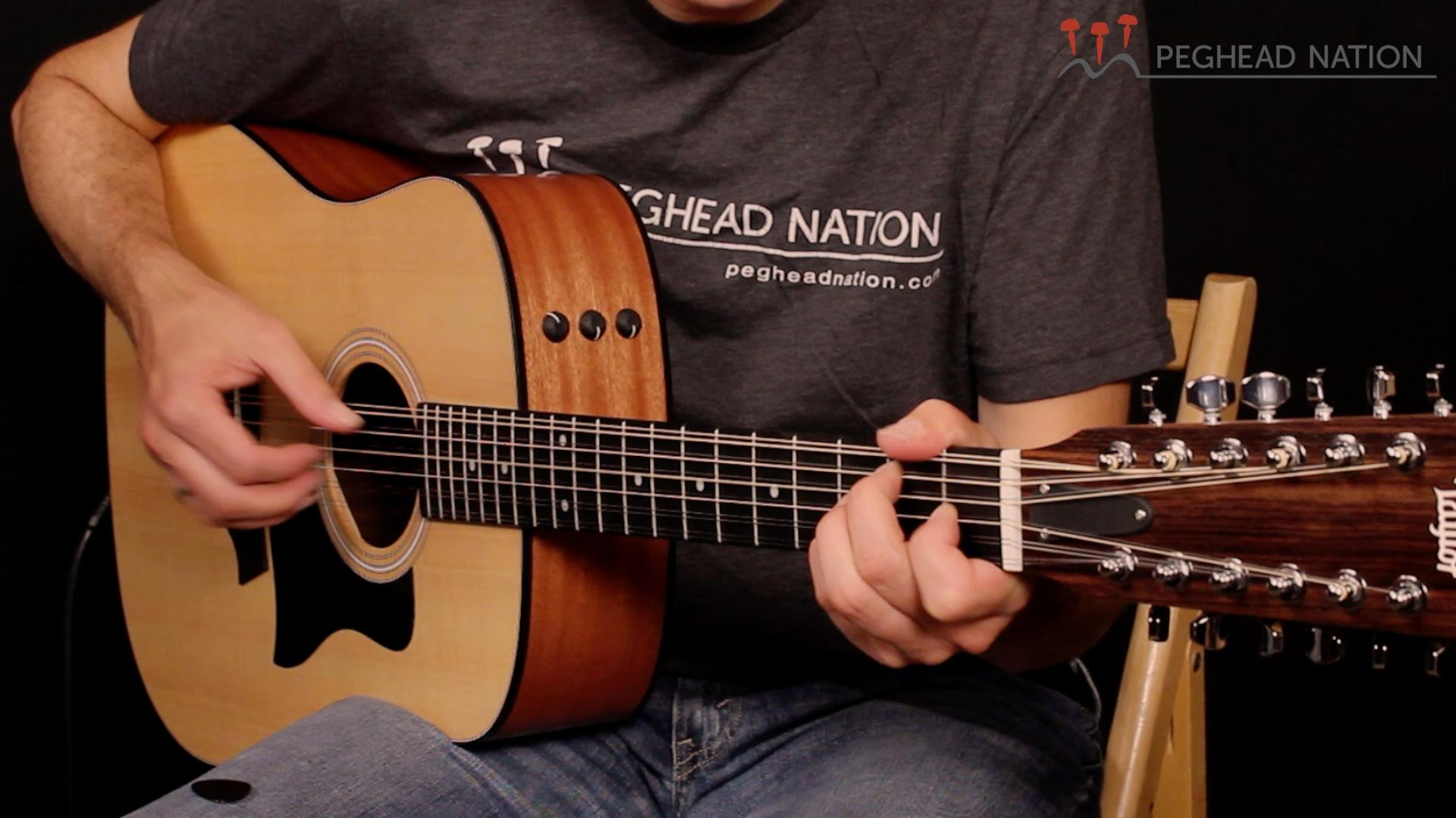 Cách chọn đàn guitar cho người mới tập theo dây đàn