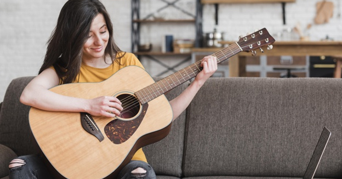 Chọn đàn guitar phù hợp