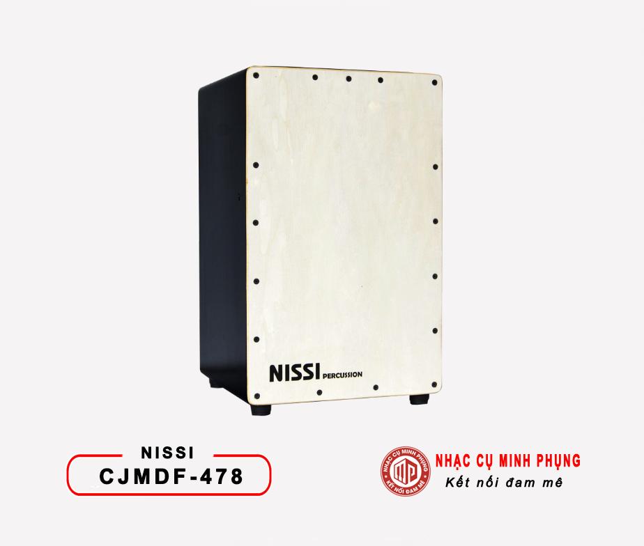 TRỐNG CAJON NISSI CJMDF478