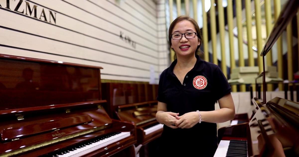 Các cấp bậc có thể đạt được khi học đàn piano