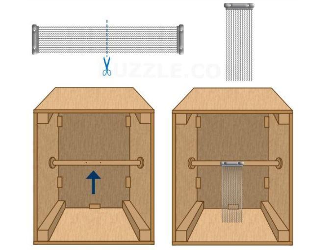 cấu tạo bộ trống cajon