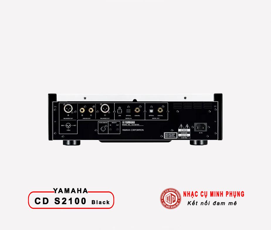 Đầu đĩa Yamaha CD S2100