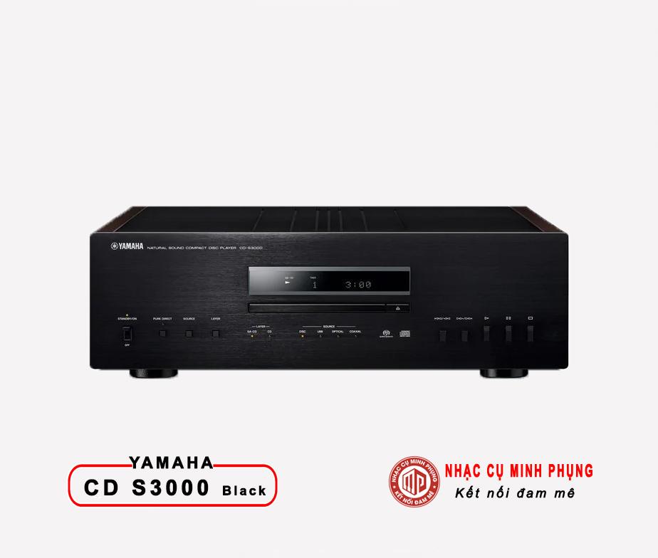 Đầu đĩa Yamaha CD S3000