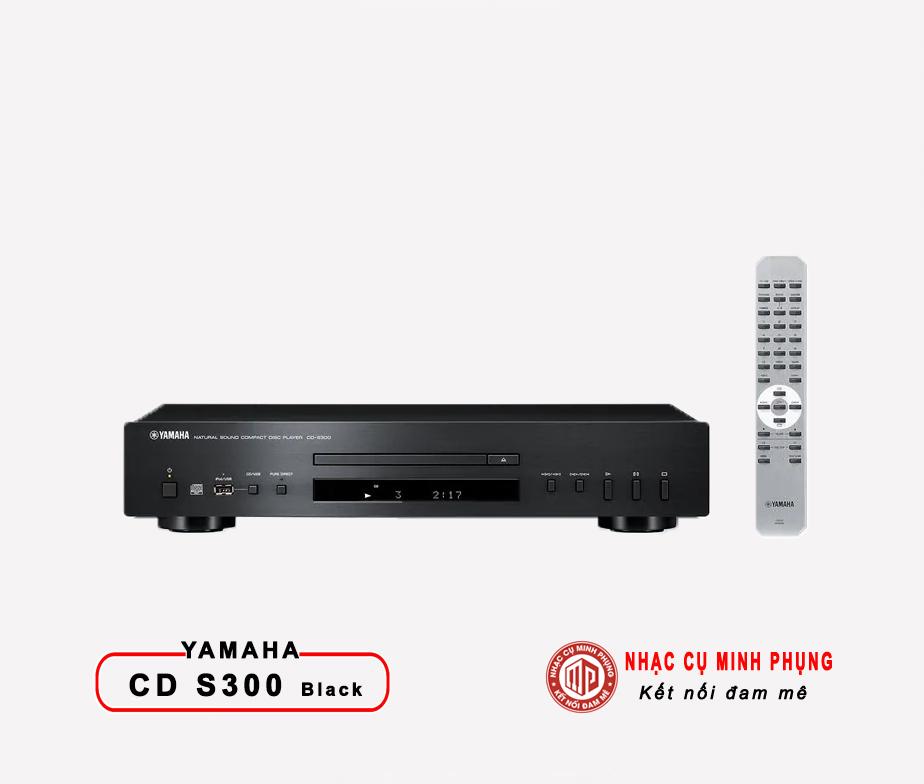 Đầu đĩa Yamaha CD S300