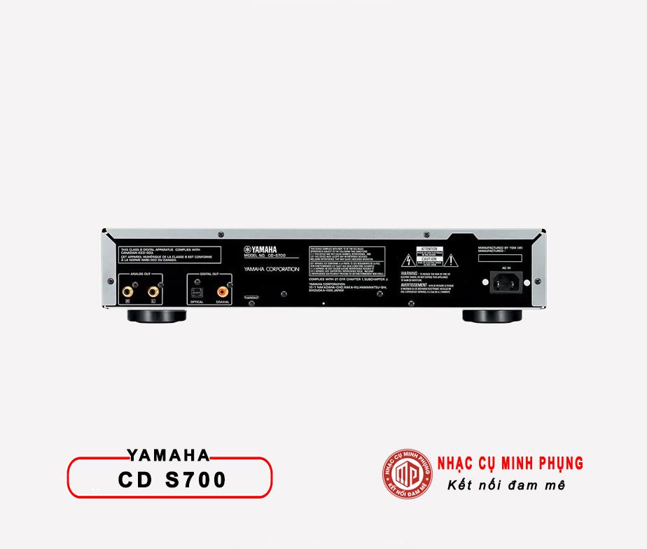 Đầu đĩa Yamaha CD S700