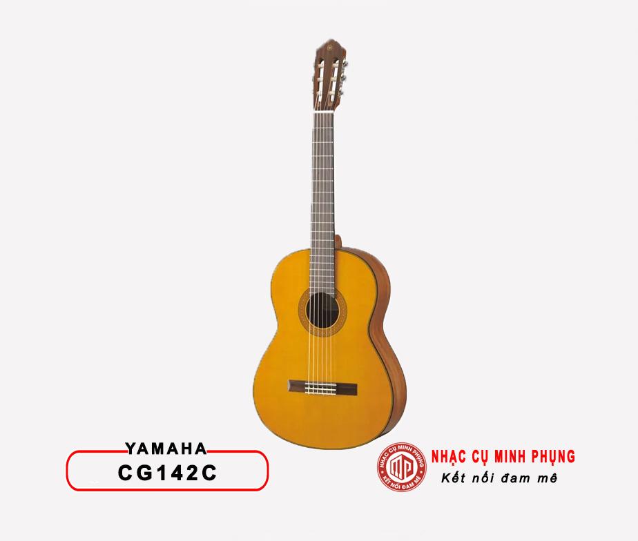 Đàn Guitar Classic Yamaha CG142C