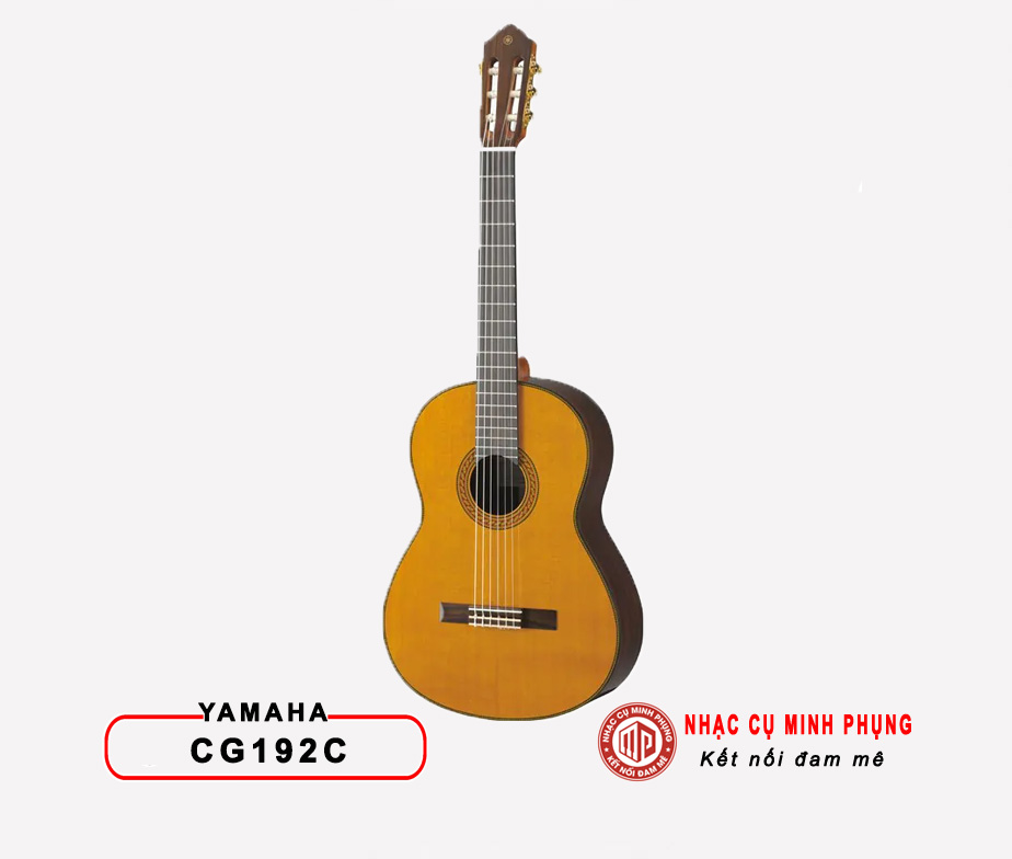Đàn Guitar Classic Yamaha CG192C