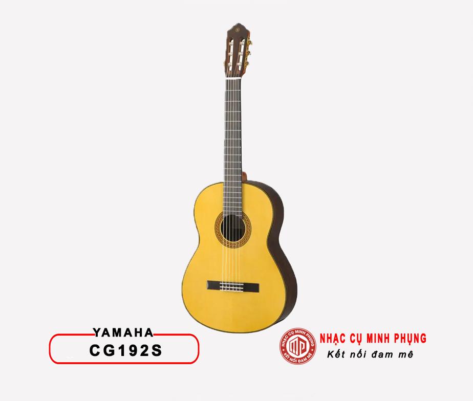Đàn Guitar Classic Yamaha CG192S