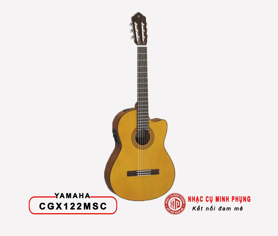 Đàn Guitar Classic Yamaha CGX122MSC