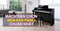 Chia Sẻ Kinh Nghiệm Chọn Mua Đàn Piano Phù Hợp Nhất Cho Người Mới