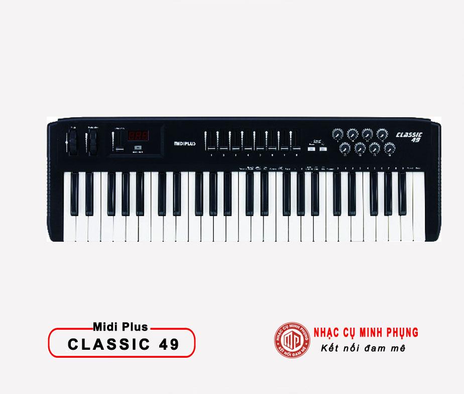 Midiplus Controller Classic49