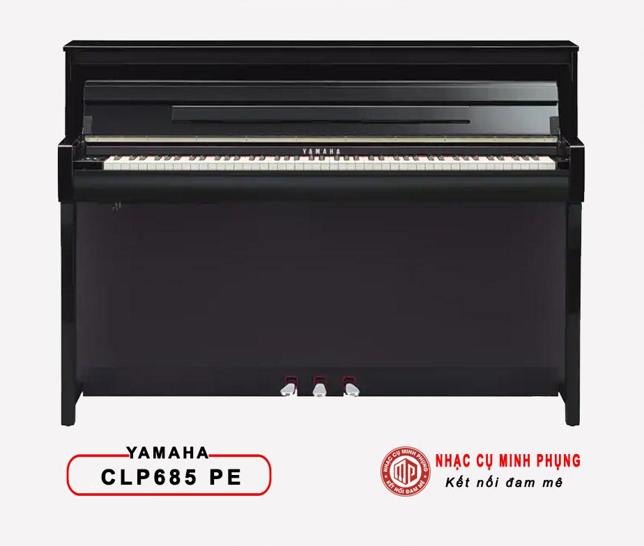 Đàn Piano Điện Yamaha CLP 685 PE