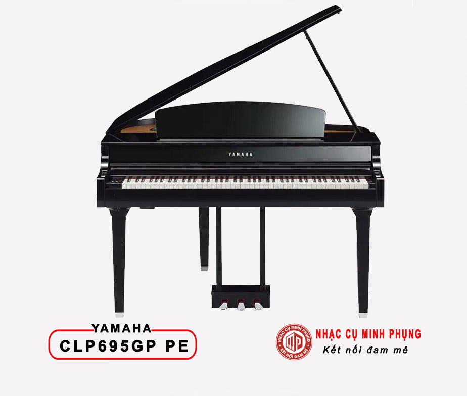 Đàn Piano Điện Yamaha CLP695GP PE