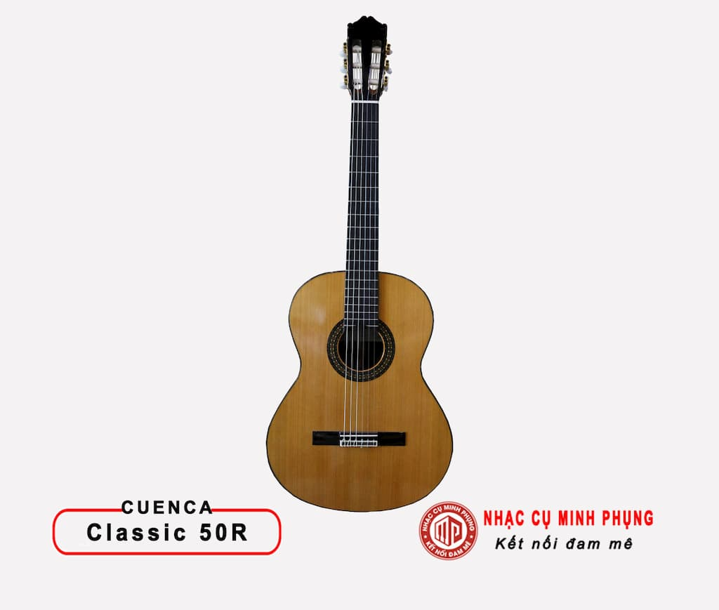 Đàn Guitar Classic Cuenca 50R
