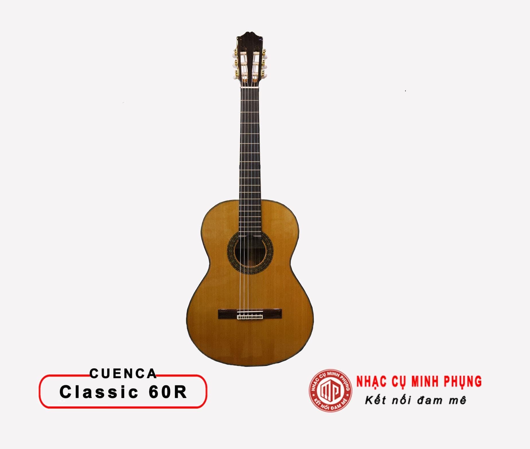 Đàn Guitar Classic Cuenca 60R