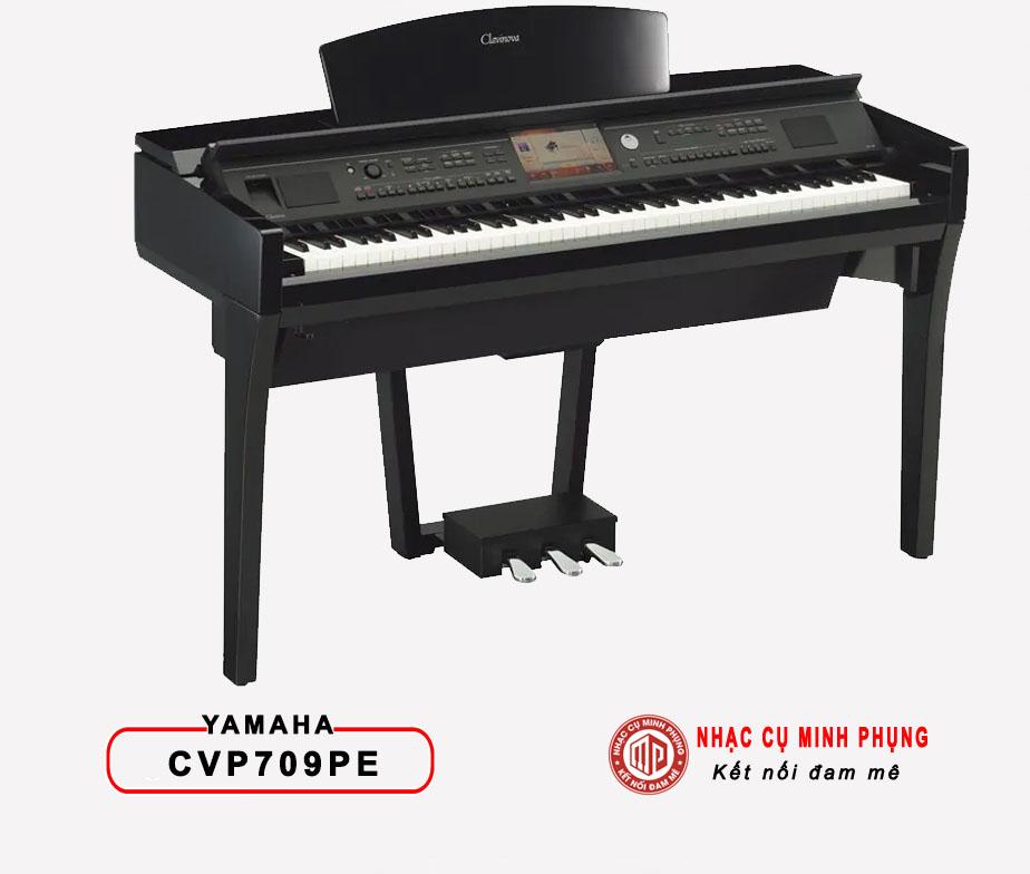 Đàn Piano Điện Yamaha CVP 709PE
