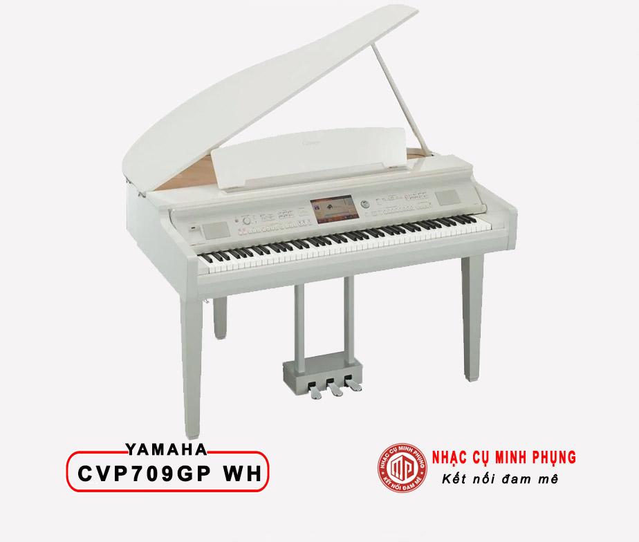 Đàn Piano Điện Yamaha CVP 709GP PWH