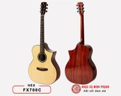 Cách chỉnh dây đàn guitar acoustic chuẩn xác