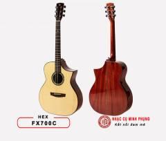 Đàn guitar acoustic sự lựa chọn tốt nhất cho người mới học