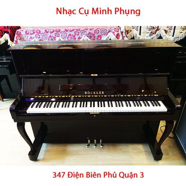 Đàn Piano cơ BOCKLER AH25