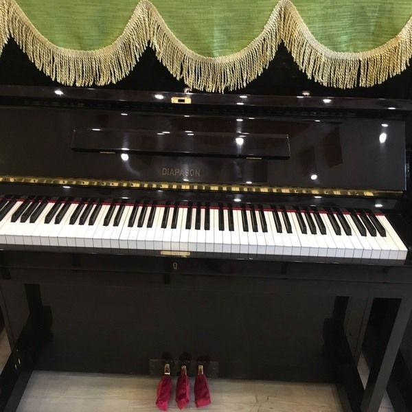 Đàn Piano Cơ Diapason 126MS