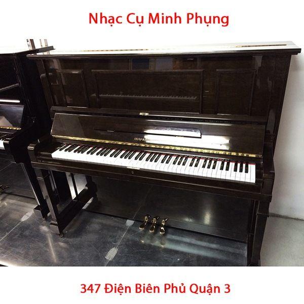 Đàn Piano Cơ Diapason 132BW