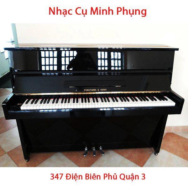 Đàn Piano Cơ Fukuyama&Sons 12