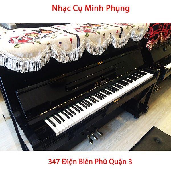 Đàn Piano Cơ Kreutzbach U123 (Serial: 810027)