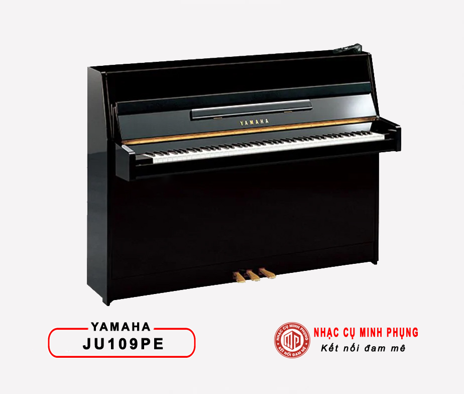 Đàn Piano cơ Yamaha JU109PE