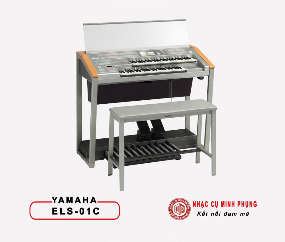 Đàn Organ Electone Yamaha ELS-01C