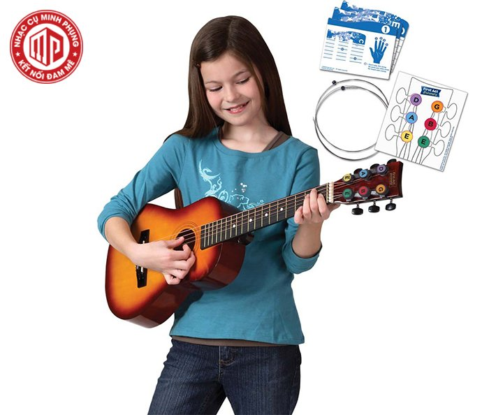 Gợi ý cách chọn đàn guitar dành cho trẻ em phù hợp với độ tuổi