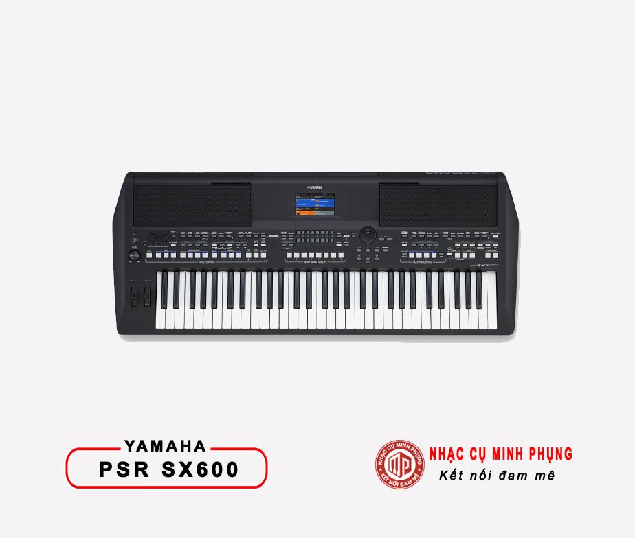 Đàn organ Yamaha PSR SX600