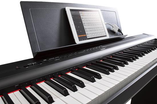 dan piano die Yamaha